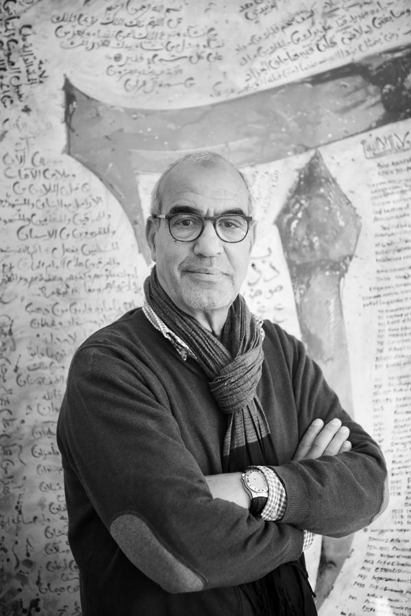 Hafid Ouardiri, responsable de la fondation de l'Entre-Connaissance.